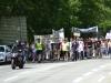 Manifestation pour le lac du 22 juin 2013