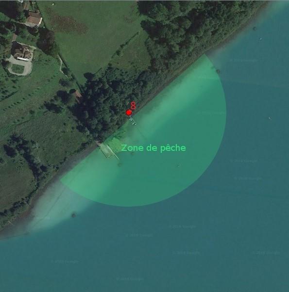 P8 Zone de pêche